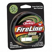 Шнур FireLine Green 110m 0.17mm, 10,2kg (1308665)
